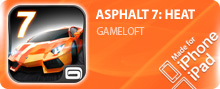������� ASPHALT 7: HEAT ��� iPhone/iPod Touch/iPad ���������