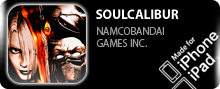 ������� SOULCALIBUR ��� iPhone/iPod Touch/iPad ���������