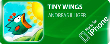 ������� TINY WINGS ��� iPhone/iPod Touch ���������