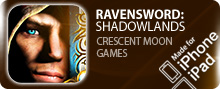 ������� RAVENSWORD: SHADOWLANDS ��� iPhone/iPod Touch/iPad ���������