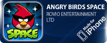 ������� ANGRY BIRDS SPACE ��� iPhone/iPod Touch/iPad ���������