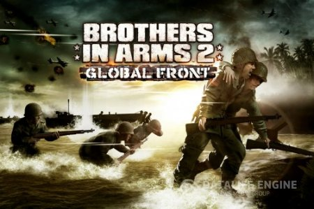 Brothers In Arms 2 HD 1.1.3[ipa/iPhone/iPod Touch/iPad]