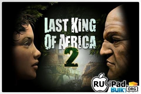 Last King of Africa 2 1.0 [ipa/iPhone/iPod Touch/iPad]