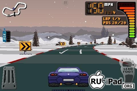 8 Bit Rally 1.0 [ipa/iPhone/iPod Touch/iPad]