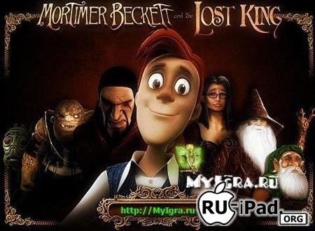 Mortimer Beckett and the Lost King 1.0.0 [ipa/iPad]