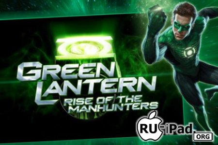 Green Lantern: Rise of the Manhunters 1.3[ipa/iPhone/iPod Touch/iPad]