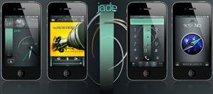 Тема Jade HD by DACAL [iPhone]