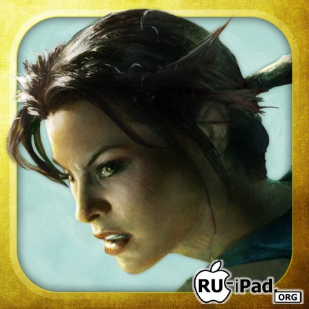 Lara Croft and the Guardian of Light 1.2 [ipa/iPhone/iPod Touch/iPad]