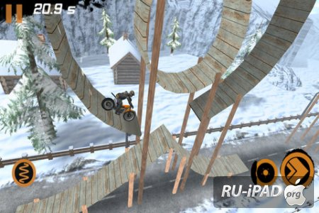 Trial Xtreme 2 Winter Edition [2.16] [ipa/iPhone/iPod Touch/iPad]