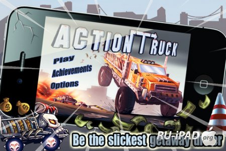 Action Truck [1.0.6] [ipa/iPhone/iPod Touch/iPad]