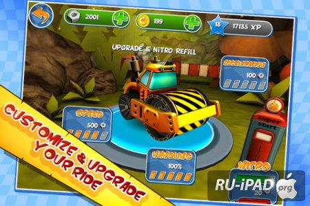 Pocket Trucks [1.1] [ipa/iPhone/iPod Touch/iPad]