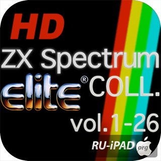 ZX Spectrum: Elite Collection HD
