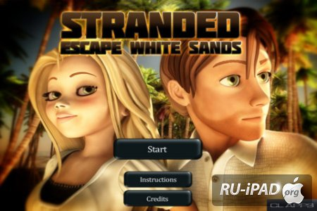 Stranded: Escape White Sands [1.0.1] [ipa/iPhone/iPod Touch/iPad]