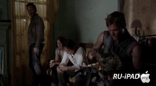 Ходячие мертвецы the walking dead 3 сезон 1