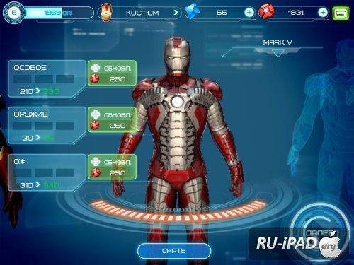 Скачать Игру Для Андроид Железный Человек 3