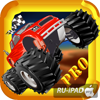 Top Heat Monster Truck Racing Rider Pro - A Real Fun Extreme Offroad Trip by Pocket Legend Games And Apps
