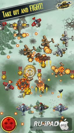 Aces of the Luftwaffe [1.0.1][ipa/iPhone/iPod Touch/iPad]