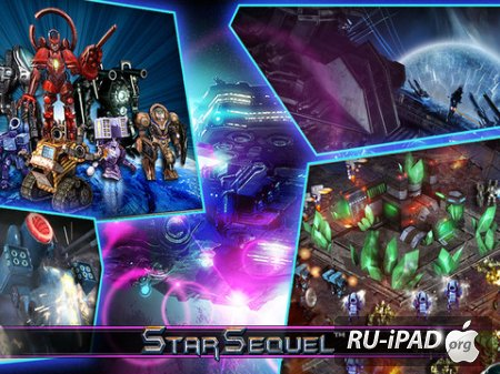 Star Sequel Deluxe [1.0.2][ipa/iPhone/iPod Touch/iPad]