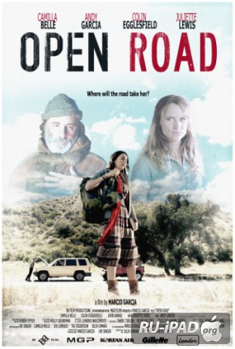 �������� ������ / Open Road [2013/HDRip/mp4/iPhone/iPod/iPad]
