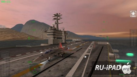 F18 Carrier Landing [5.81] [ipa/iPhone/iPod Touch/iPad]