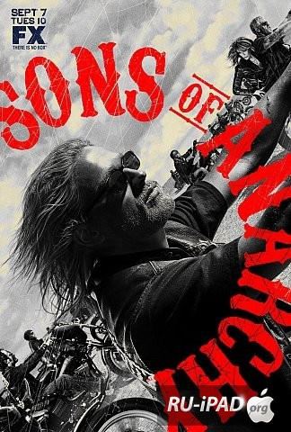 Сыны Анархии / Sons of Anarchy [1-5 сезон]