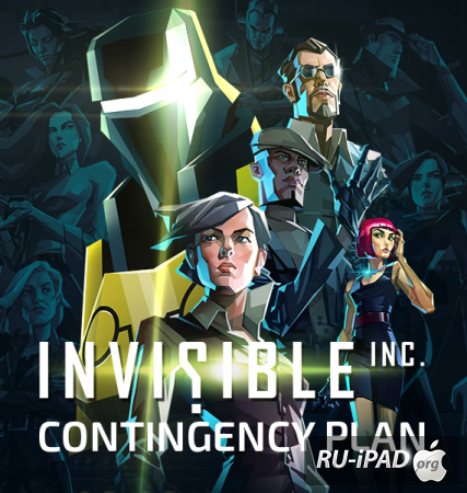 Игра Invisible, Inc