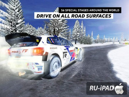 Игра WRC: FIA World Rally Championship