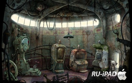 Machinarium игра